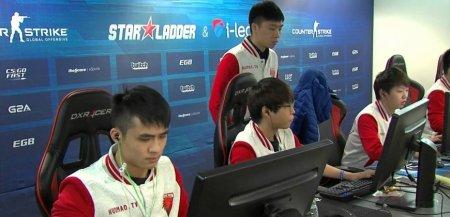 VG квалифицировались на SL i-League S2 Finals