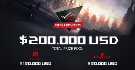 Определились финалисты ROG Masters Asia 2016