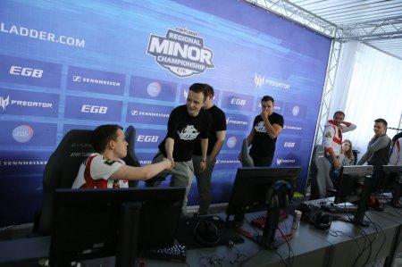 Плей-офф СНГ Minor
