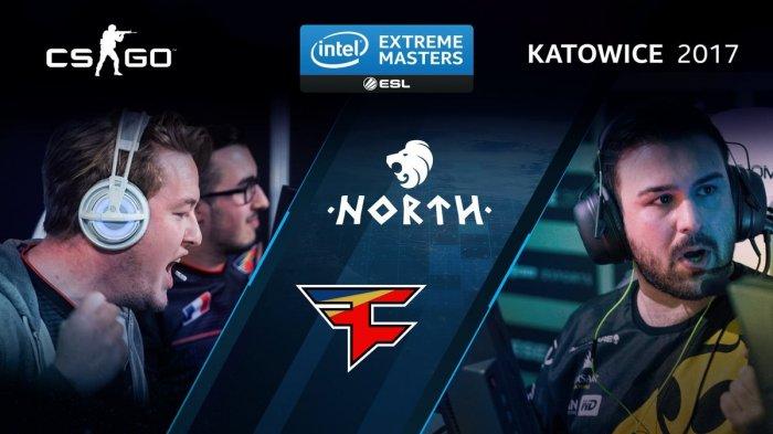 North и FaZe примут участие на IEM Katowice