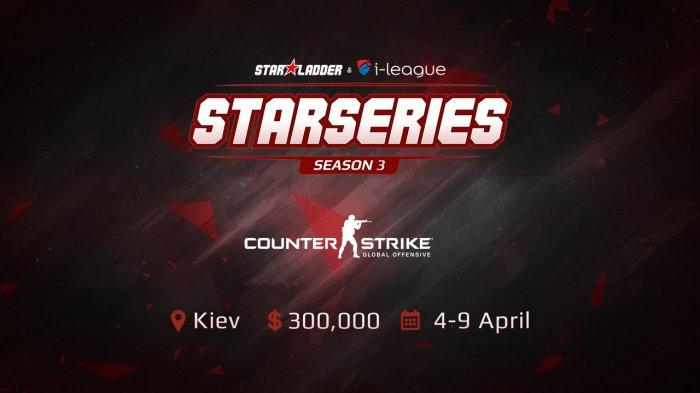 Анонсирована SL i-League StarSeries S3