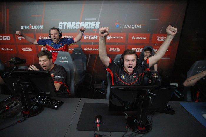 FaZe - чемпионы StarSeries Season 3 Finals