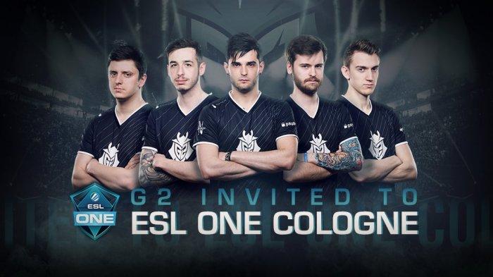 G2 на ESL One Cologne