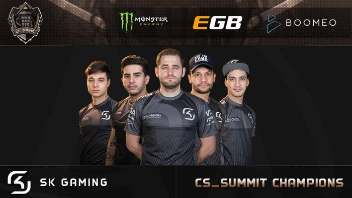 SK - победители cs_summit 2017