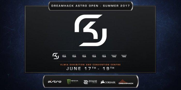 SK на DreamHack Summer