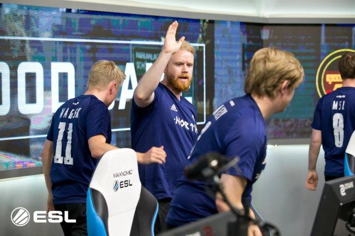 G2 - победитель ESL Pro League Season 5 finals